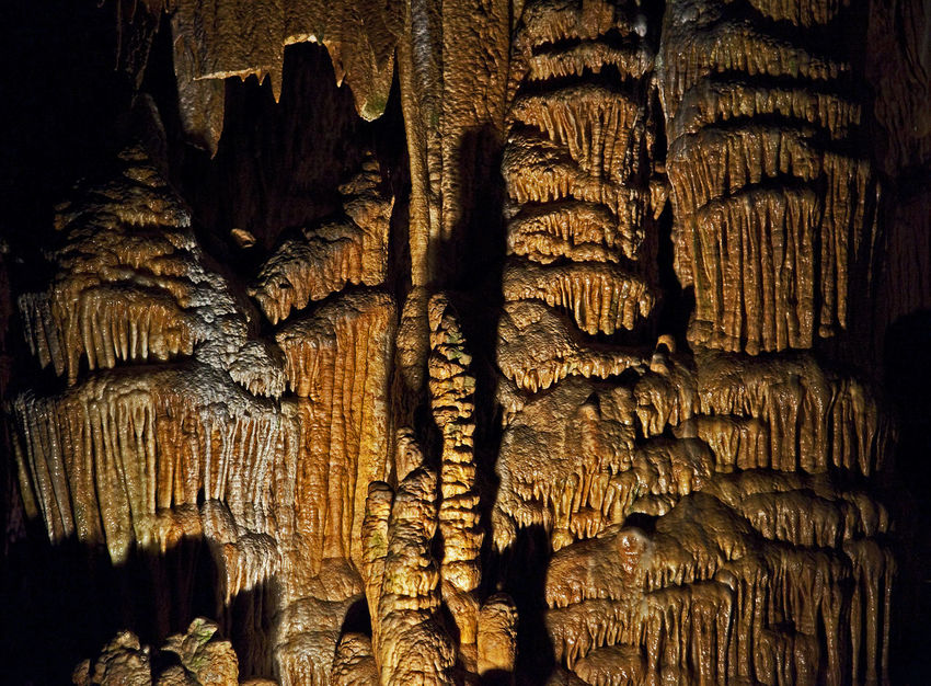 Abandon All Hope Cave Cave Formations Cavern Daddynewt Geology Nature No People Rock Stalactite  Stalagmites Underground