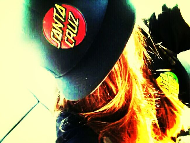Cali girl living in a missouri world. Santacruzskateboards Skateboarding