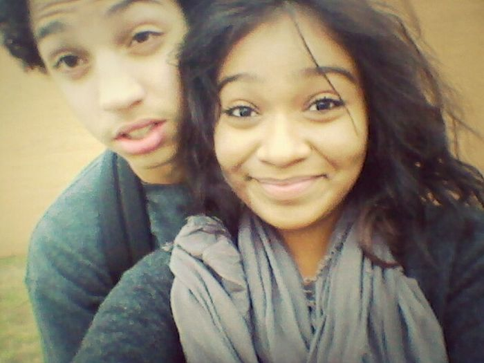 Me And Antho Yesterday ~