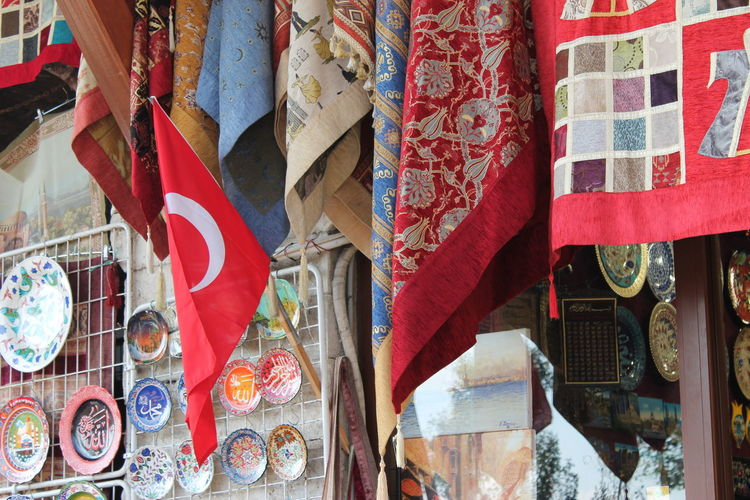 Colorful image from Istanbul, Turkey Carpet City Cityscapes Colorful Decorations EyeEm EyeEm Best Shots EyeEm Gallery Flag Full Frame Handmade Multi Colored Old Plates Popular Photos Souvenirs Souvenirs/Gift Shop Taking Photos Taking Pictures Travel Travel Destinations Travel Photography Traveling Turkishstyle View