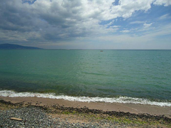 Без фоторедактирования. There's no photo editing. Sea Mer Beach Novorossiysk May Море Алексино пляж новороссийск Shore