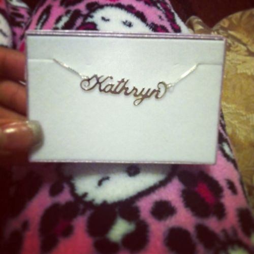 Finally Got The Birthday Present I Been Waiting For ^.^❤