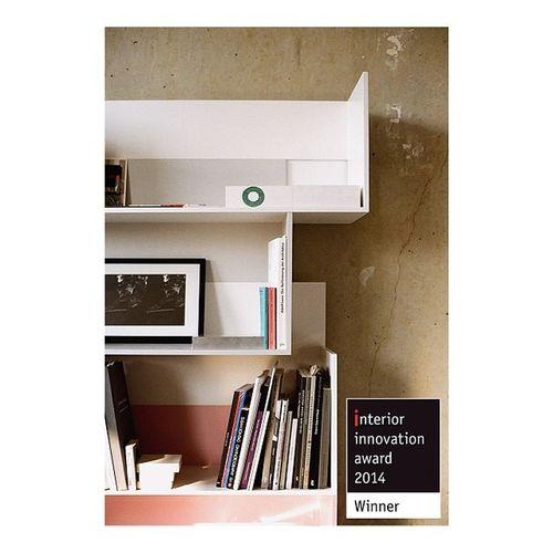 Shiftshelf Interiorinnovationaward2014 Germandesigncouncil Ratfuerformgebung