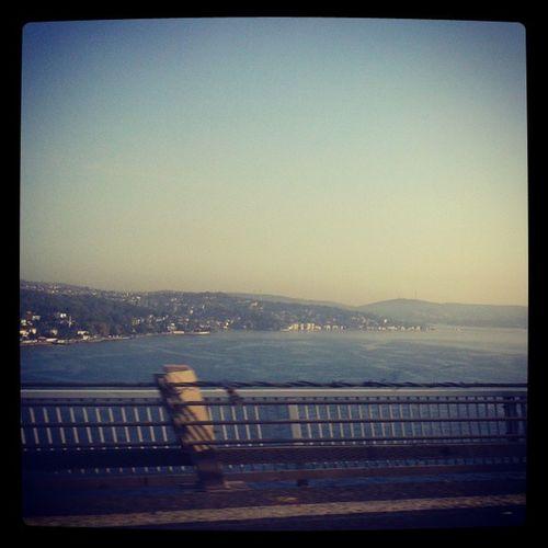 İstanbul eylulde de guzeldir... Istanbul Boğaziçi Bosphorus Cityofcats endofsummer september goodmorning instapic