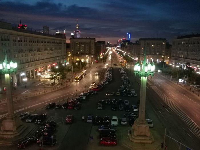 Warszawanocą