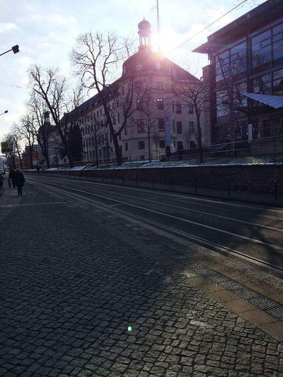 Erfurt Domplatz Samstag Nachmittag Sonne Like Followme Taking Photos Winter Beautiful