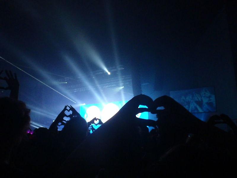 18/12/2012 Swedish House Mafia, Portugal Concerts Photography Music Swedish House Mafia