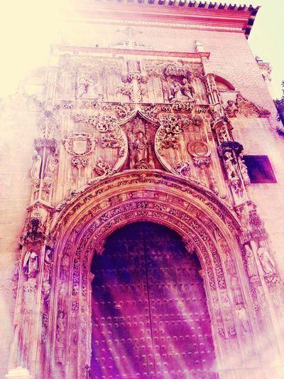 Cathedral, Málaga, Spain The Architect - 2017 EyeEm Awards