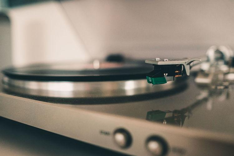 My vinyl record