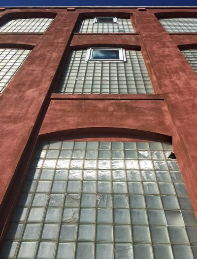 Window Architecture Built Structure Building Exterior Low Angle View Day No People Outdoors Sky