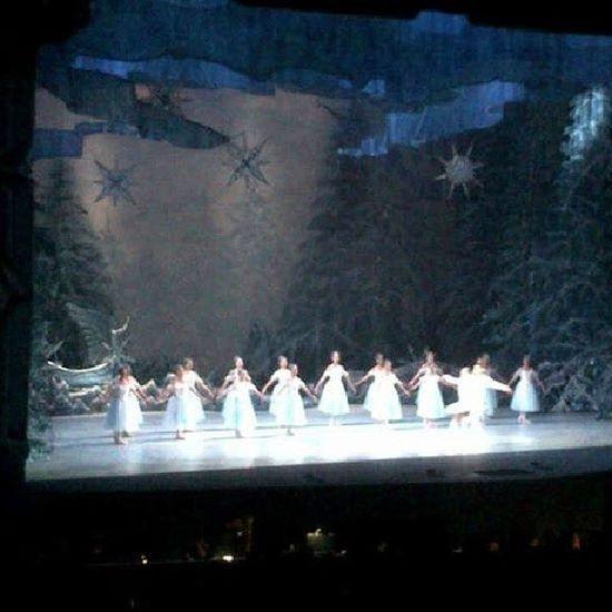 """fragmento de la Obra del Cascanueces """"El Lago de los cisnes"""" Arte Ballet Talentonacional Excelente"""