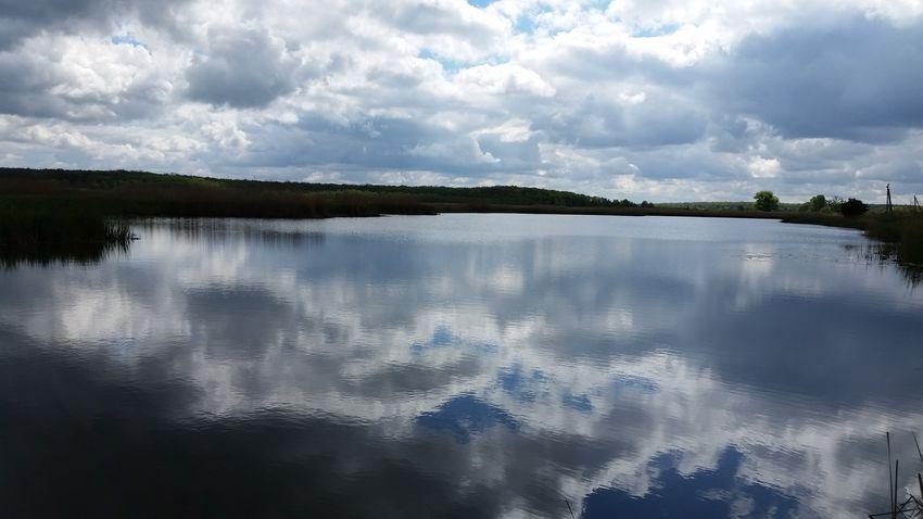 Live For The Story Cloud - Sky Water Nature No People Sky Beauty In Nature Day Ukraine Ukraine, My Ukraine! Travel Destinations Lake Travel Andrushivka Zhytomyr