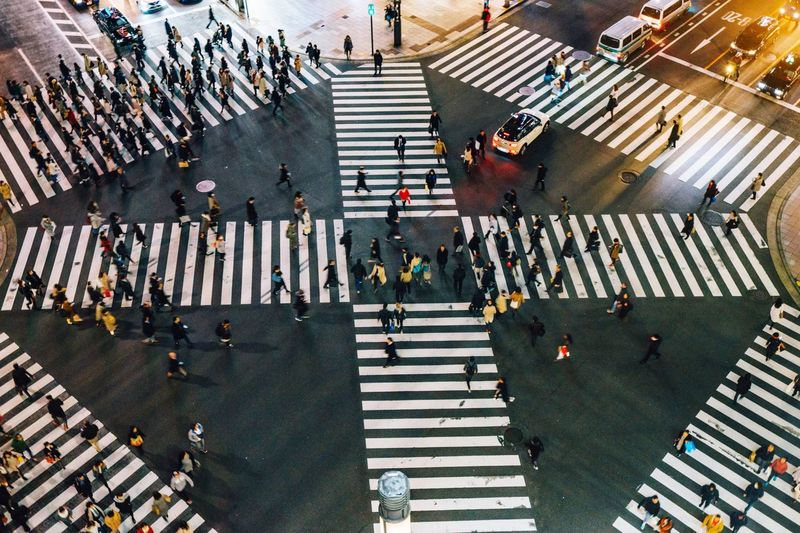 Ginza Zebra 🦓 35mm Test Shooting Travel Destinations Sightseeing Japanese Style Urban Lifestyle Urban Landscape Christmas Time Backgrounds Copy Space Tokyo Night Ginza Tokyo Japan Large Group Of People Walking Zebra Crossing Crossing City High Angle View Crowd Crowded Pedestrian Rush Hour City Street Commuter Blurred Motion Group Of People Day Transportation Business Outdoors People City Life Mobility In Mega Cities Mobility In Mega Cities