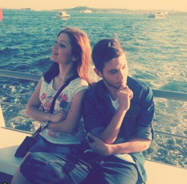 Bogazturu Kızlar Marmara Sea