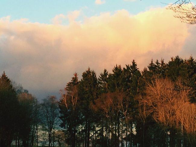Nature Bivak OpenEdit Colors Clouds