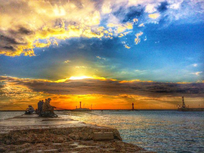 мир!!! небо Сочи Море мир мирмоимиглазами Закат закат🌇 Природа природароссии Sunset Cloud - Sky Beach Sky Sea Nature Water Day