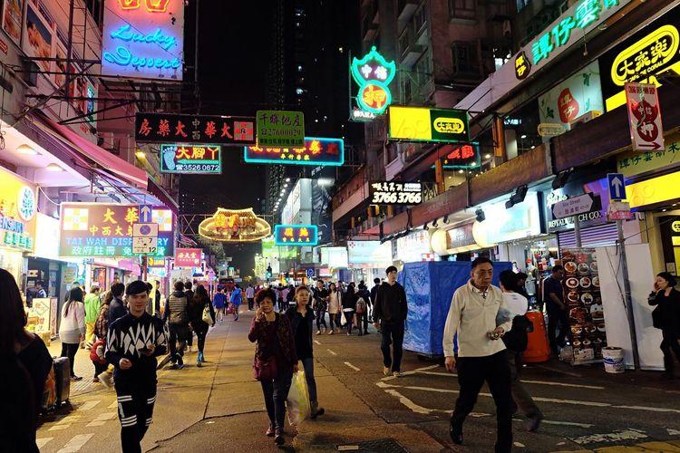 Cityscapes HongKong Lihgts Trip Japanese  Hello World Having Fun