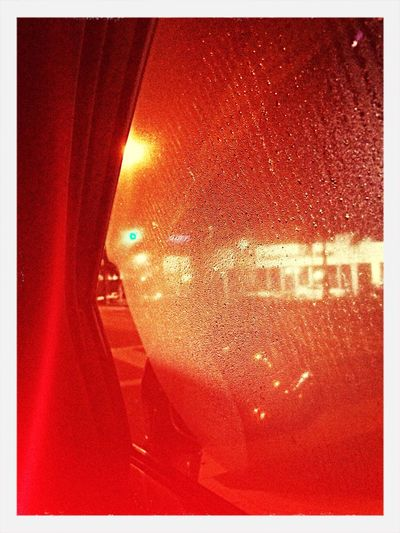 Red. Light