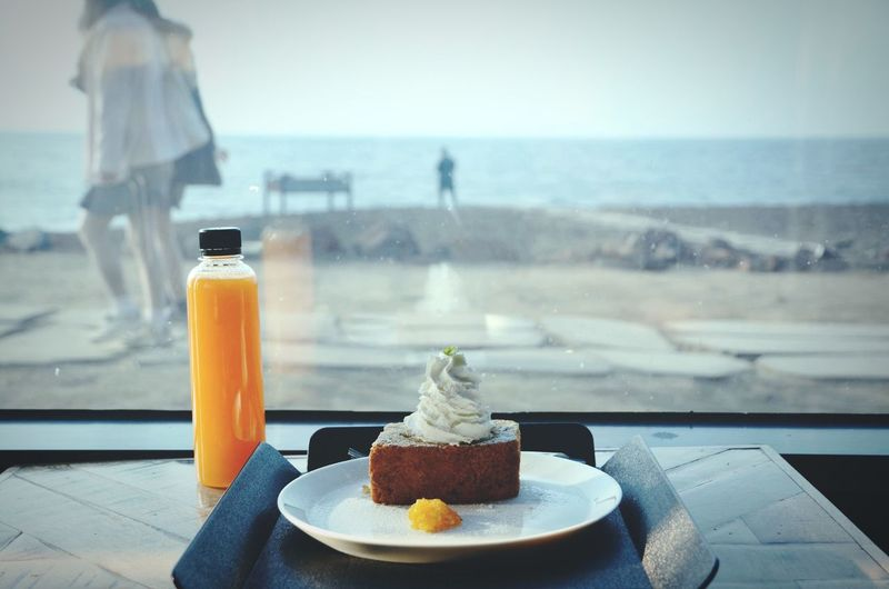 Relaxing Enjoying Life Hanging Out Monsant Cafe Cafe Time De li ci ou s Cake cake