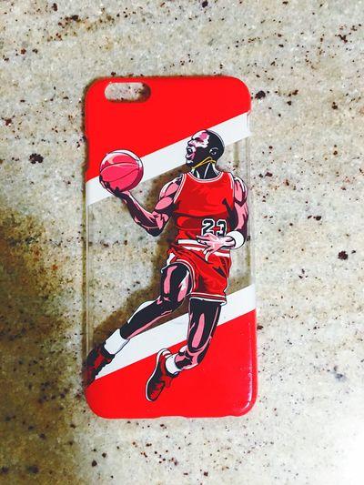 First photo😊 Micheal Jodan Iphone6 Cases FreshElites First Eyeem Photo