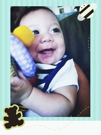 My love! 5 months today