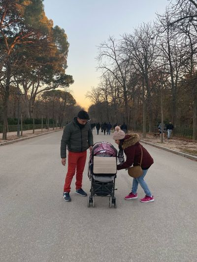 Family Madrid