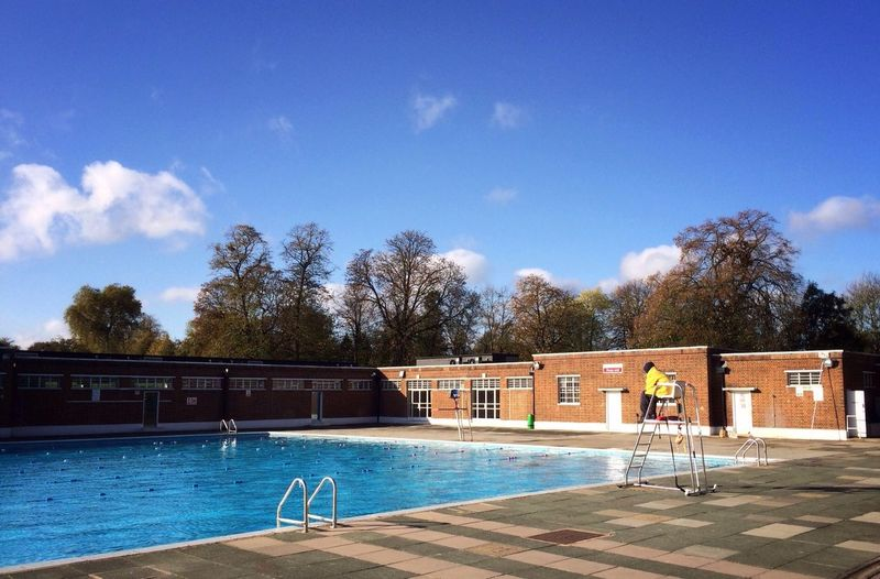 A smaller Splash Swimming Pool Lido Discover Your City