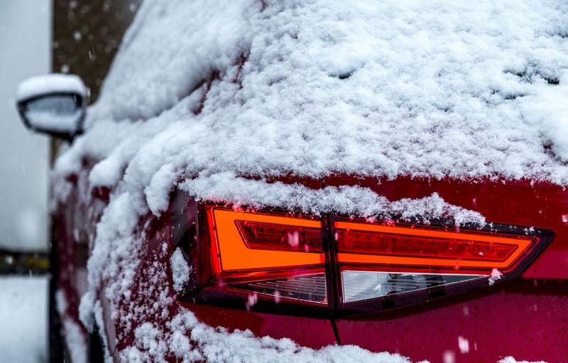 Erster Schnee First Snow No People Outdoors Schnee Snow Winter Wintereinbruch