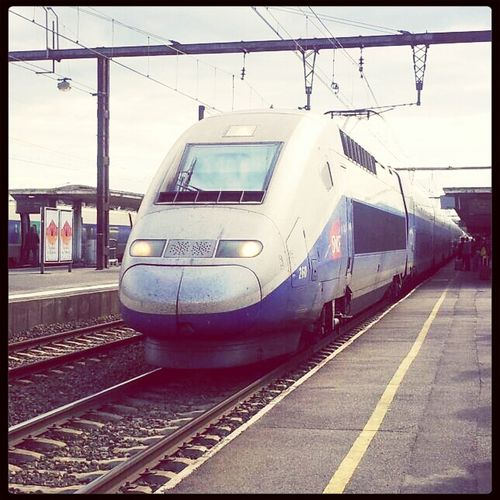 TGV Saint-Pierre-des-Corps