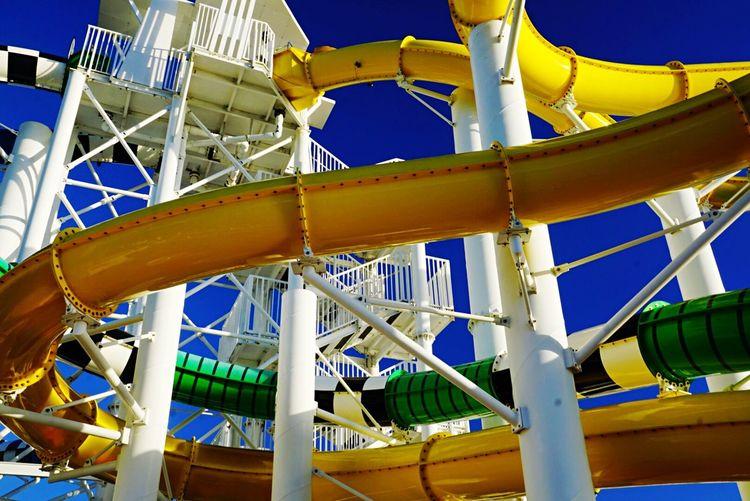 Carnival Sunshine Water Park