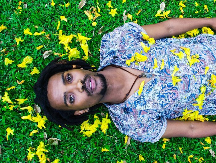 Trips to Botanic Hippie ✌ Color Portrait Fine Art Photography Photo Of The Week African Boy Durban Conceptual The Fashion Photographer - 2018 EyeEm Awards