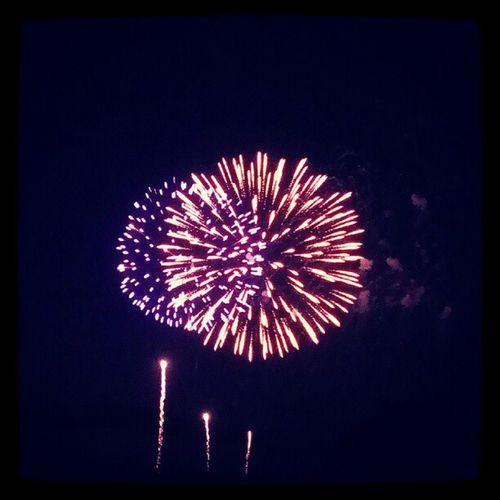 L.L. Bean 100th anniversary/4th of July late celebration Epic Fireworks 4thofjuly Llbean