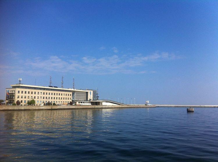 Gdynia Baltic Sea IPSNoFilter Sea And Sky Poland