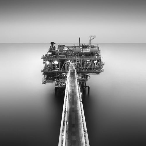 The Platform Hanging Out Taking Photos Check This Out That's Me Hello World Cheese! Relaxing Hi! Enjoying Life Welcome Weekly Landscape Oilandgas Platform Blackandwhite Blackandwhite Photography Black And White Blacknwhite