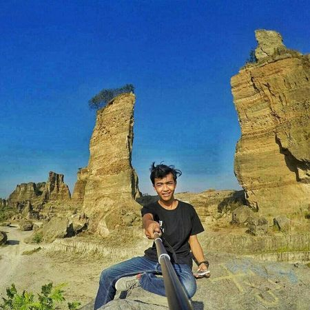 Brown canyon Semarang , Indonesia Semarang Grand Canyon Exploreindonesia Exploresemarang Goprohero4 Goprooftheday Goproid Goproorgohome Goprooftheworld #trip from #salatiga @copyright2015