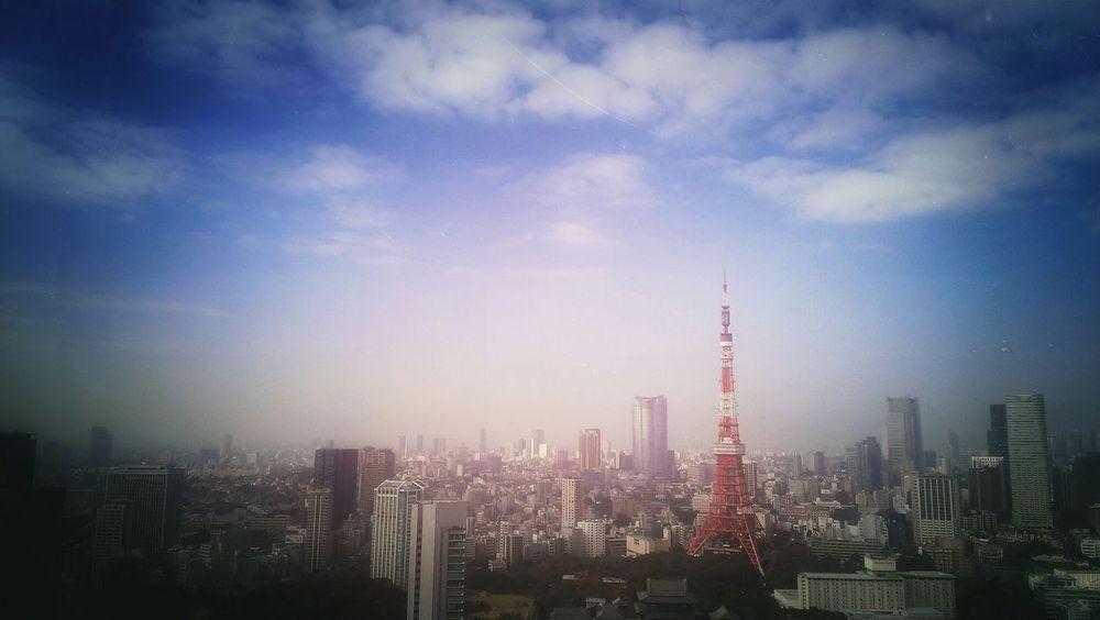 Japan Photography Tokyo Tower Smartphone Photography Smartphonephotography 東京タワー 世界貿易センタービル 展望室