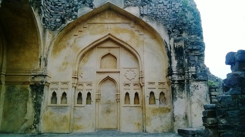 Imrankhaan Archaeology Imrankhaan Heritage Hyderabad,India Hyderabad Golkonda Man kind made