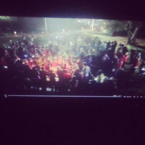 Cineminha em Ksa Coom a Familia Filme CampRock2