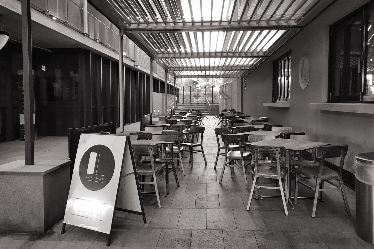 indoors, table, chair, no people, day, architecture