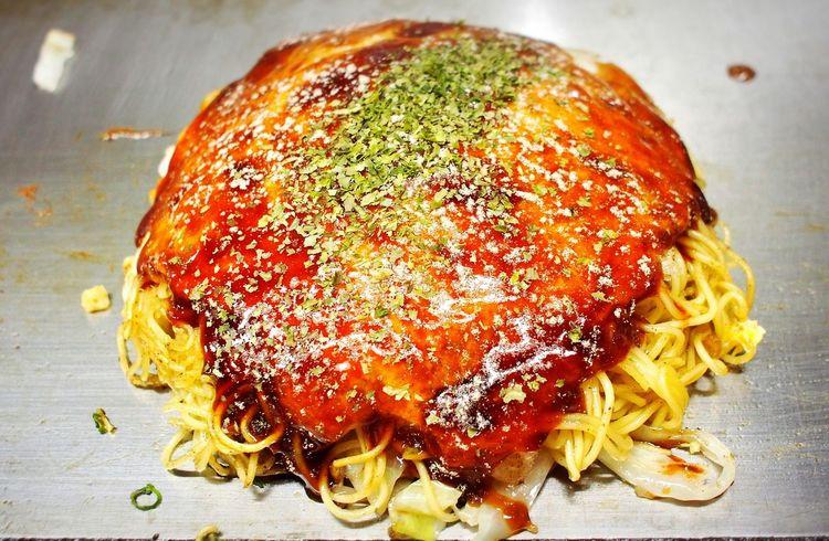 My World Of Food 広島風お好み焼き お好み焼き 美味しい 広島 ごはん