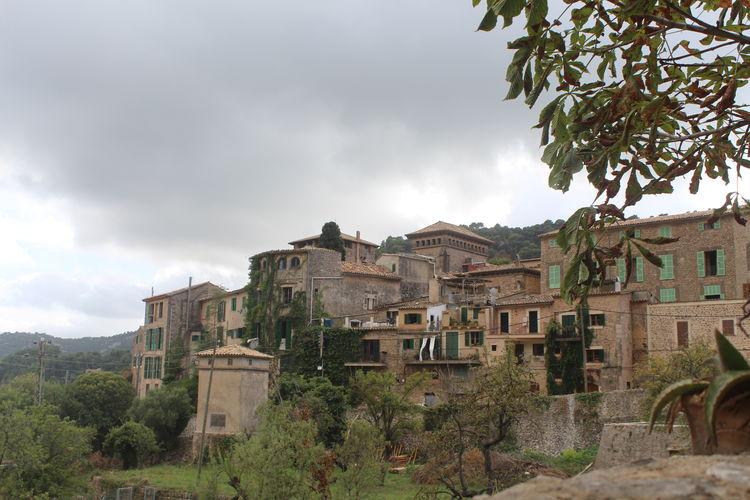 Dorf In Spanien
