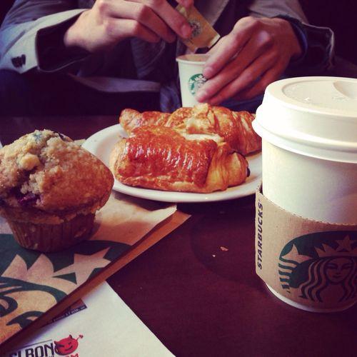 Morning Rituals Lyon France Breakfast Coffee Break