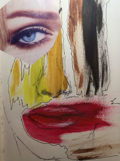 People Watching Draw Sketch Ink Drawing Girl Abstract ArtWork Art Art Gallery Illustration Grunge Drawings Abstract Art Portrait Sketching Art, Drawing, Creativity Pen Drawing Woman Hello World Abstract Color Portrait People Women Moleskine Color Potrait