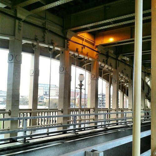 High Level Bridge View