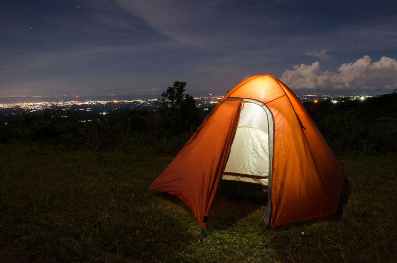 Camping and Photographing the night sky. Nature Sky Camping Night Lights Clouds And Sky Outdoors Tent Long Exposure Evening Sky Stars Adventure Citylights Beauty In Nature Outdoor Photography Hiking Adventures Cloud - Sky Bacolod City Astronomy Photography Scenics - Nature Plant Field Grass Orange Color Land Environment Landscape Sunset Tree Tranquility No People
