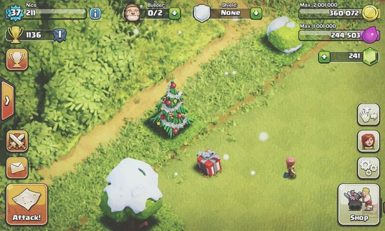 8 days to go CoC