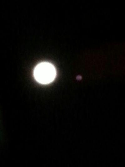 Lunita bandida. :) La Luna