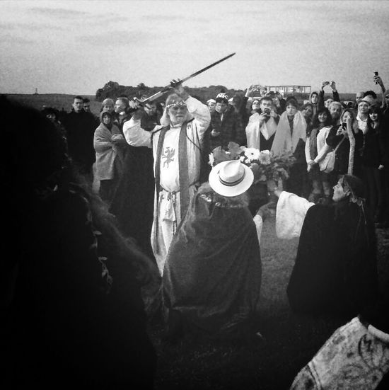 Druid blessing