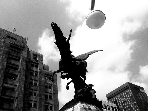Take Fly. Discover Your City Blackandwhite Mexico City Streetphotography Shades Of Grey