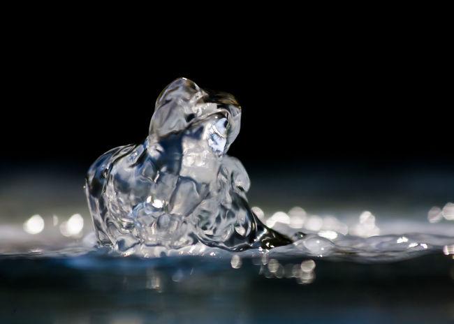 Selkie Abstracto Agua Font Fuente Gotas Liquidos PEDRO RAMOS PERATO Surtidor Water